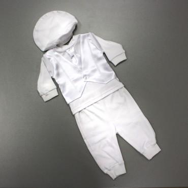 Krstové oblečenie pre chlapca
