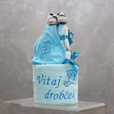 Plienková torta Vitaj drobček