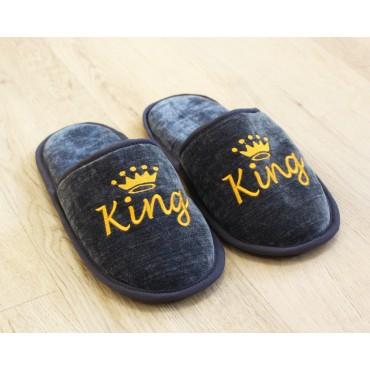 Papuče: King
