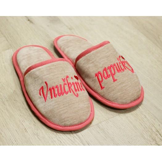 Papuče: Vnučkine papučky