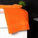 Bavlnená osuška oranžová